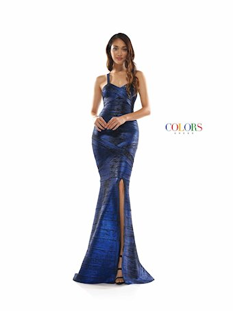 Colors Dress Style No.2338