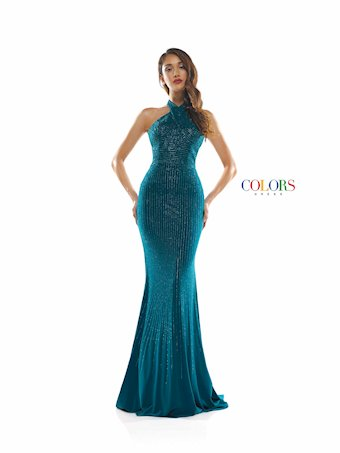 Colors Dress 2339