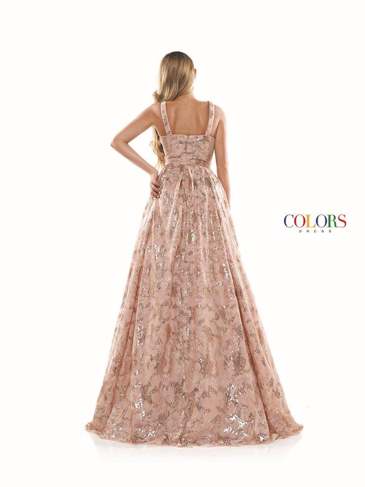 Colors Dress 2340