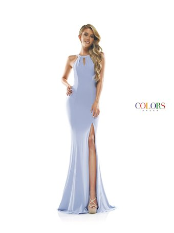 Colors Dress 2342