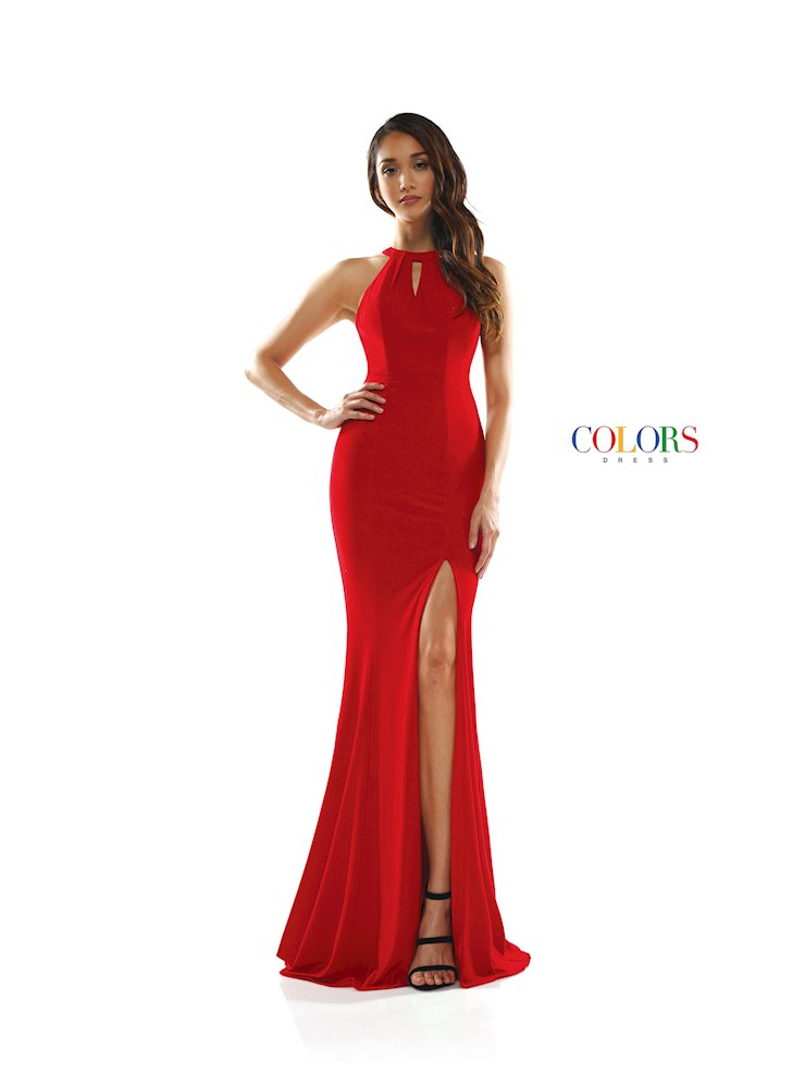 Colors Dress Style #2342