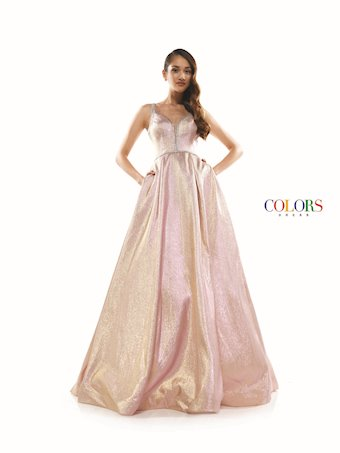 Colors Dress 2345
