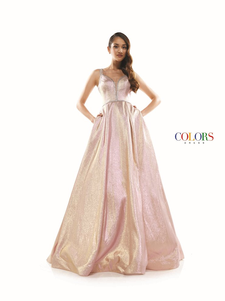 Colors Dress Style No.2345