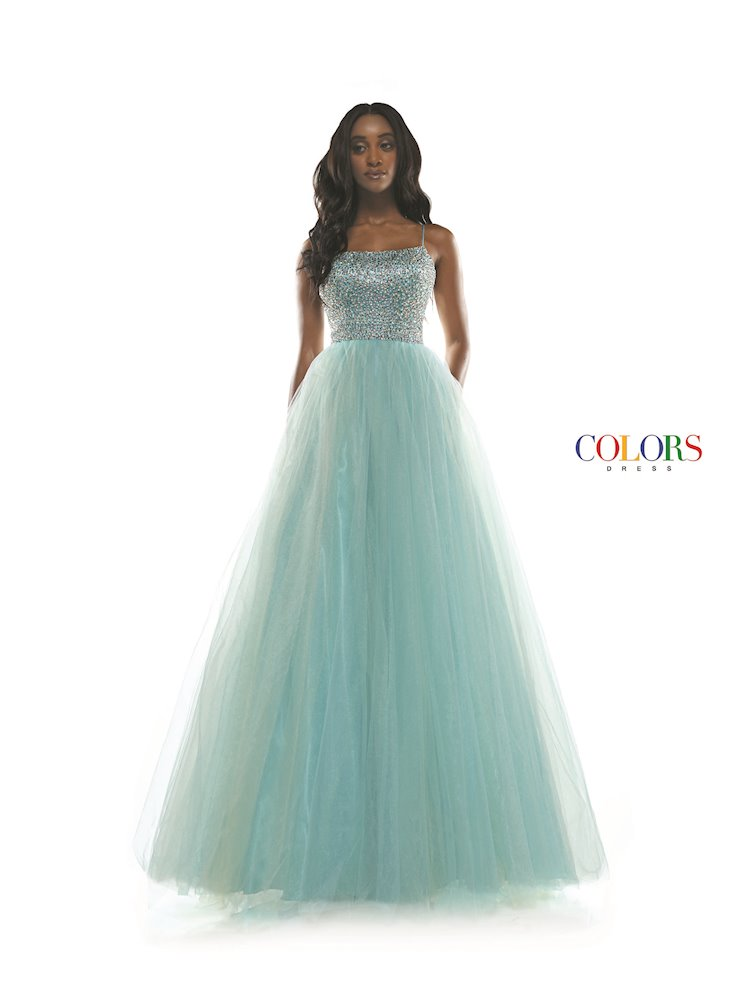 Colors Dress 2347