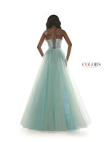 Colors Dress Style #2347