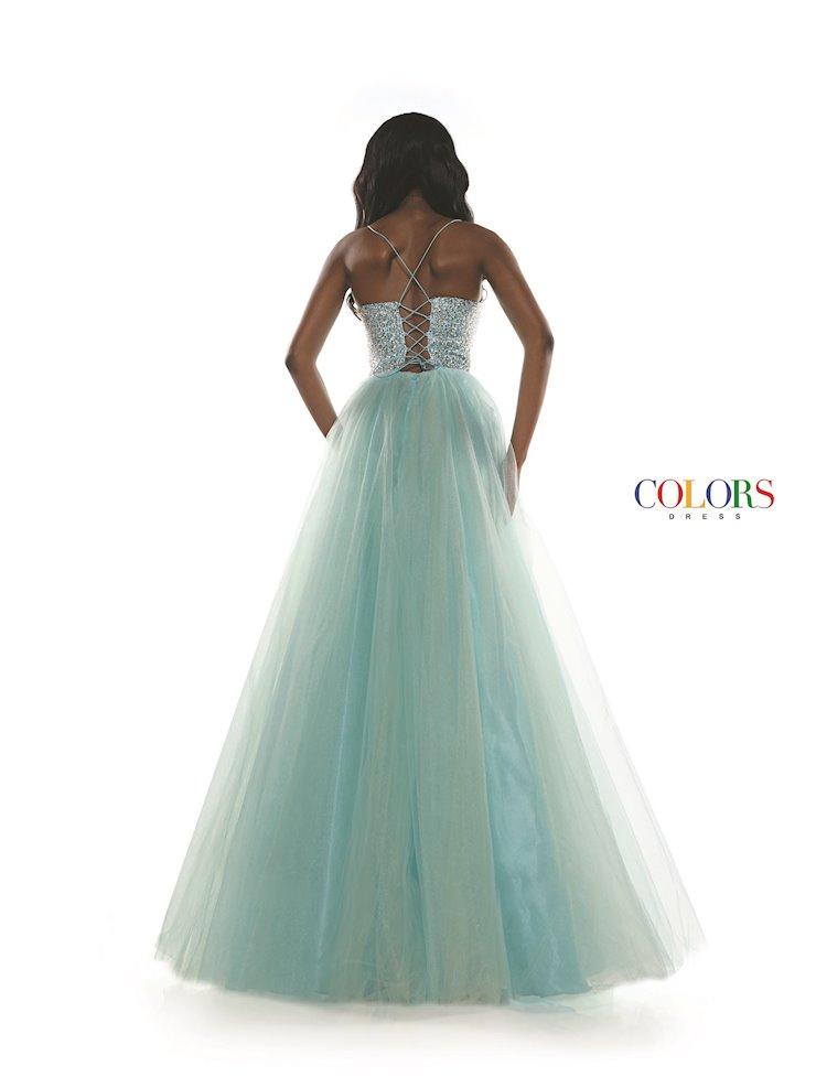 Colors Dress Style #2347