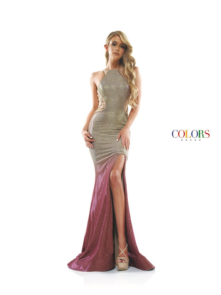 Colors Dress 2350