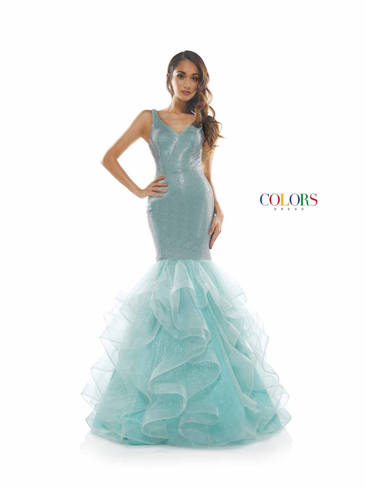 Colors Dress 2351 Image