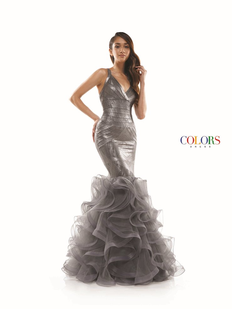 Colors Dress Style No.2354