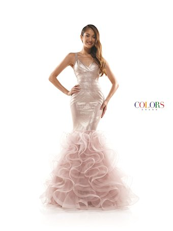 Colors Dress Style #2354