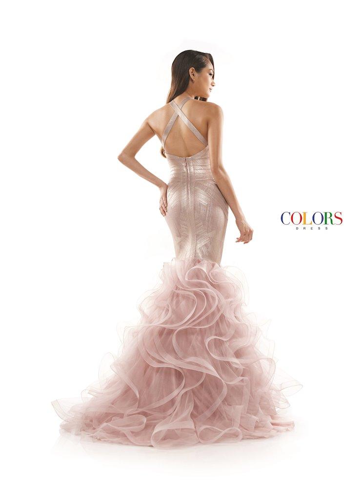 Colors Dress 2354