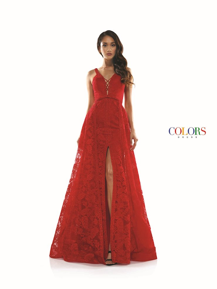 Colors Dress 2359