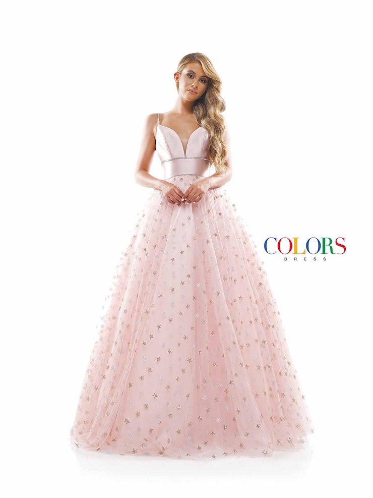 Colors Dress 2360 Image
