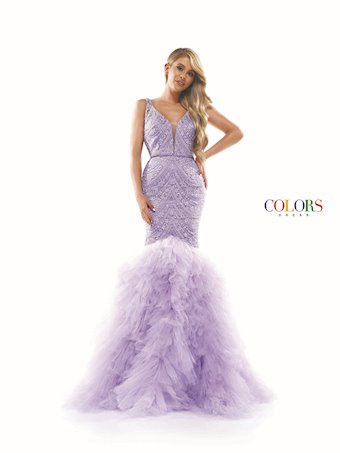 Colors Dress Style #2362