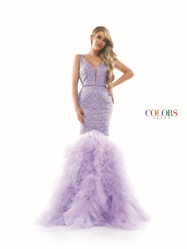 Colors Dress 2362