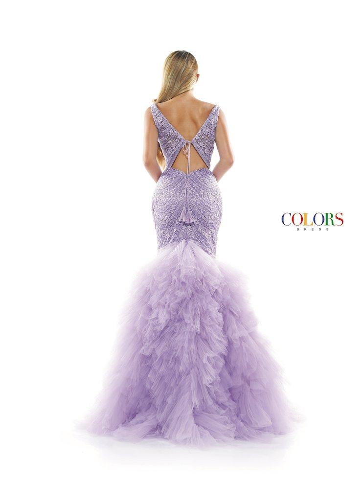 Colors Dress 2362