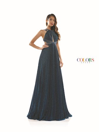 Colors Dress #2365