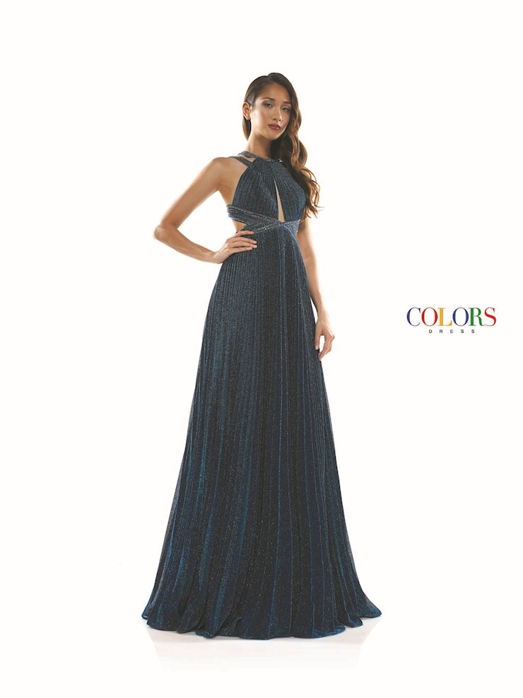 Colors Dress 2365