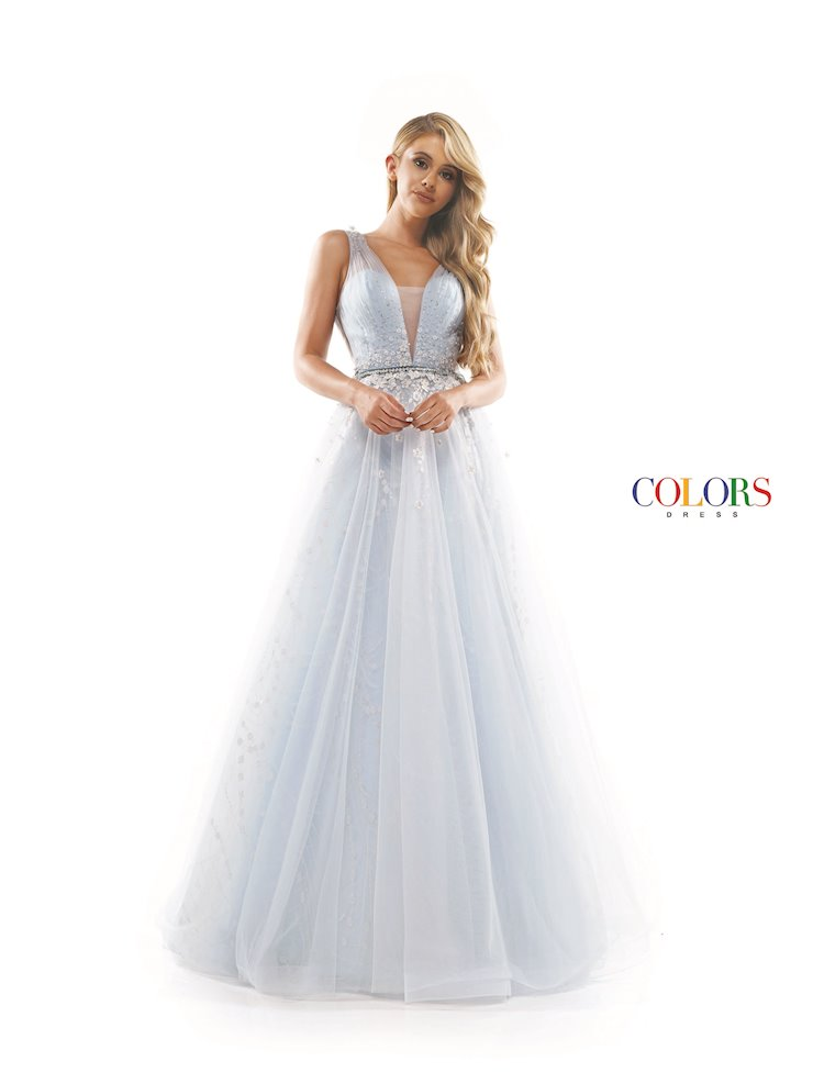 Colors Dress 2366