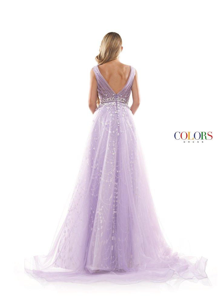 Colors Dress Style #2366