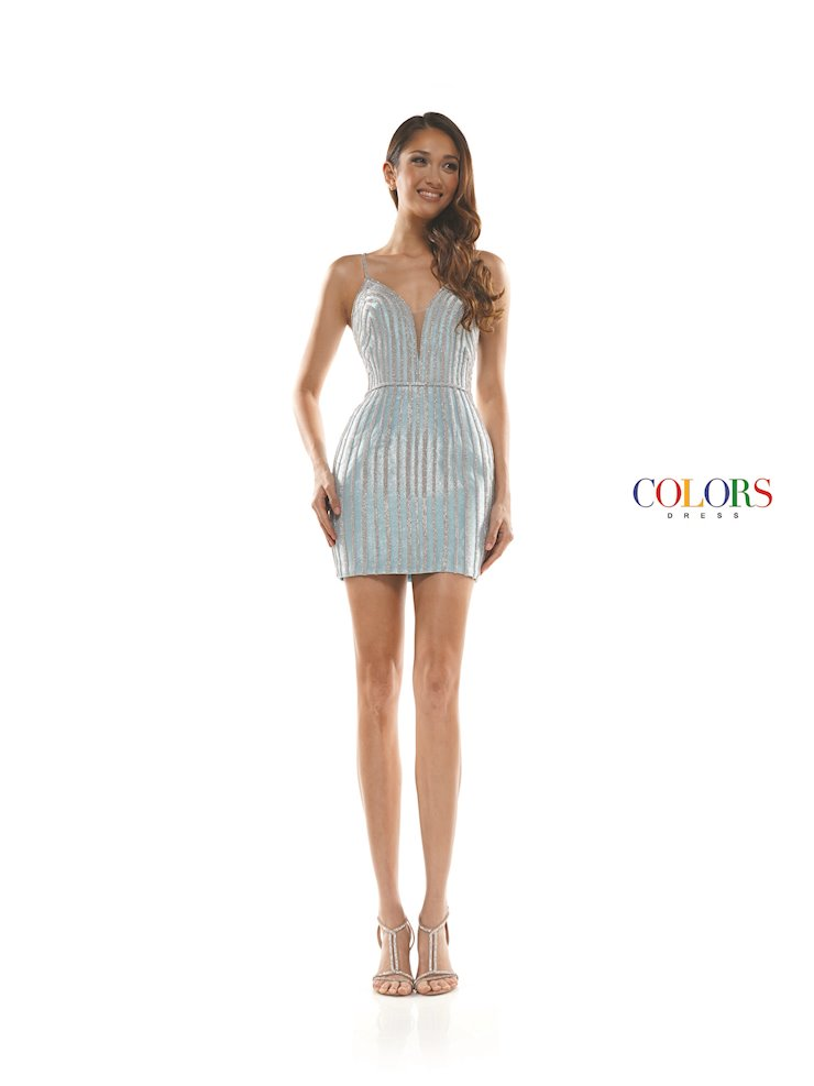 Colors Dress 2369