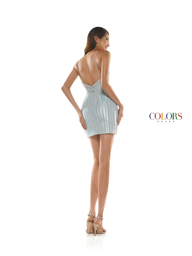 Colors Dress Style #2369