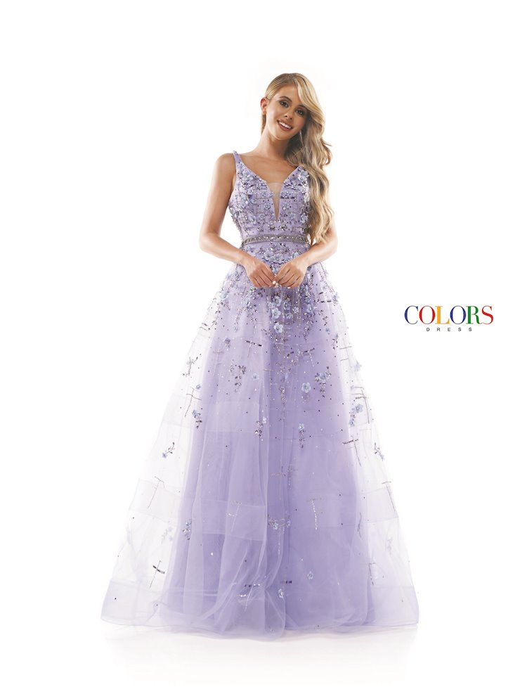 Colors Dress Style No.2371