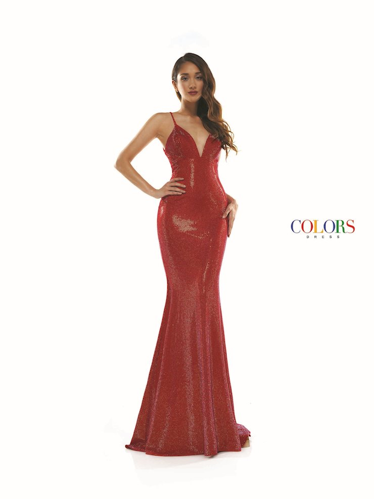 Colors Dress Style No.2374