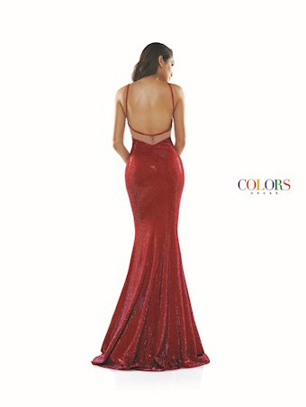 Colors Dress #2374