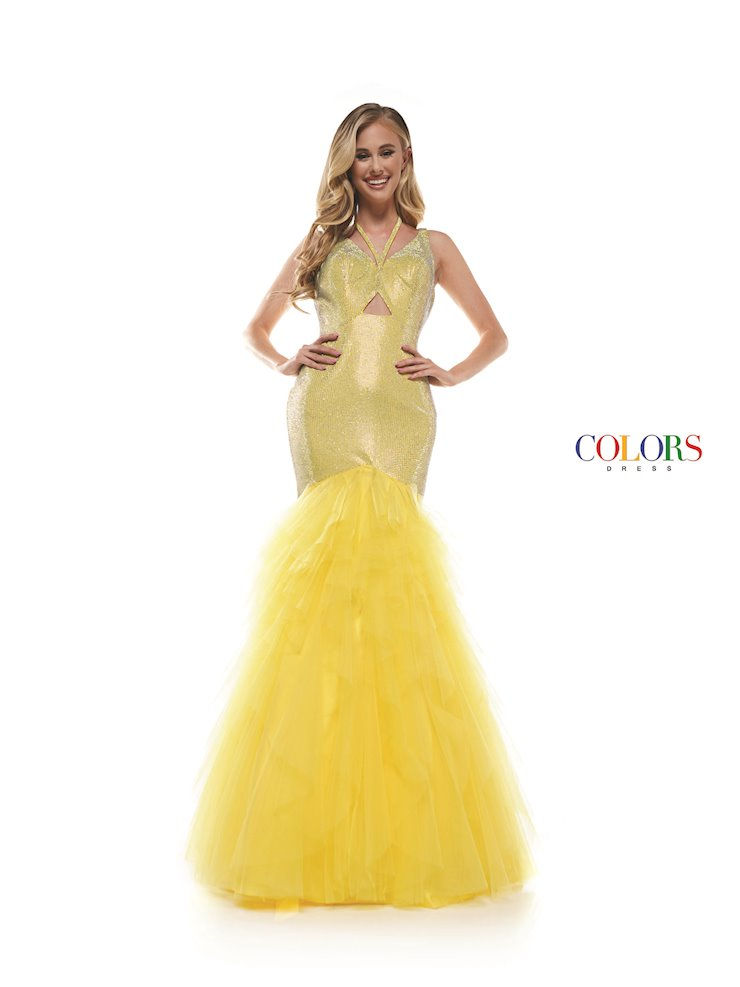 Colors Dress 2377