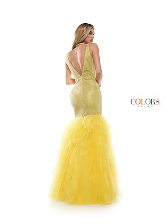 Colors Dress Style #2377