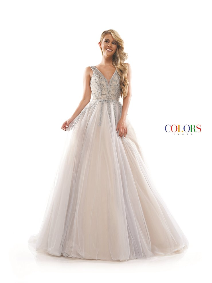 Colors Dress 2378