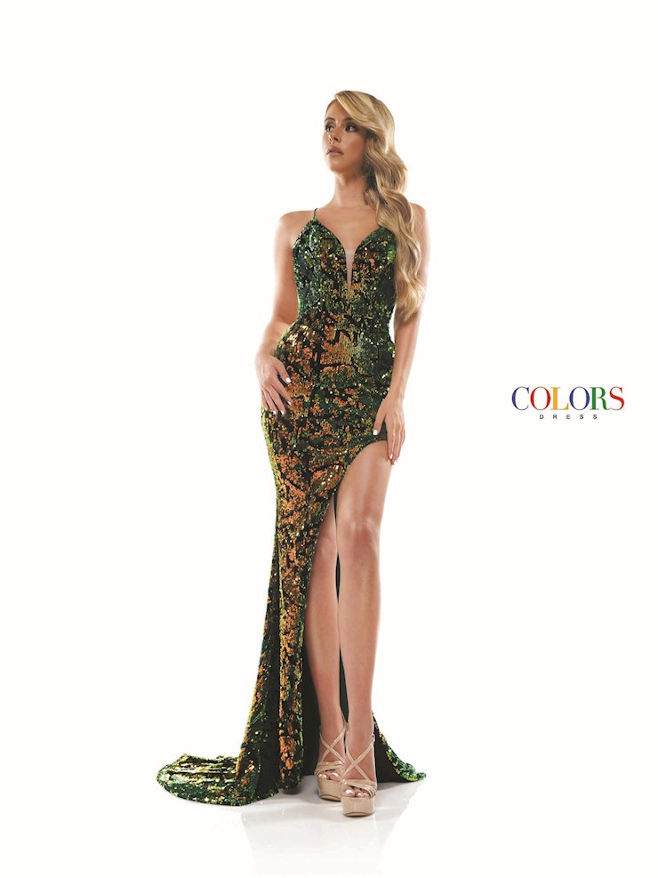 Colors Dress Style No.2380
