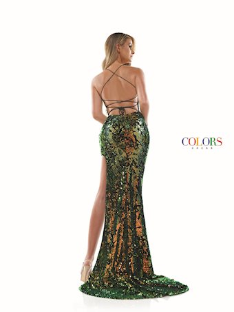 Colors Dress #2380