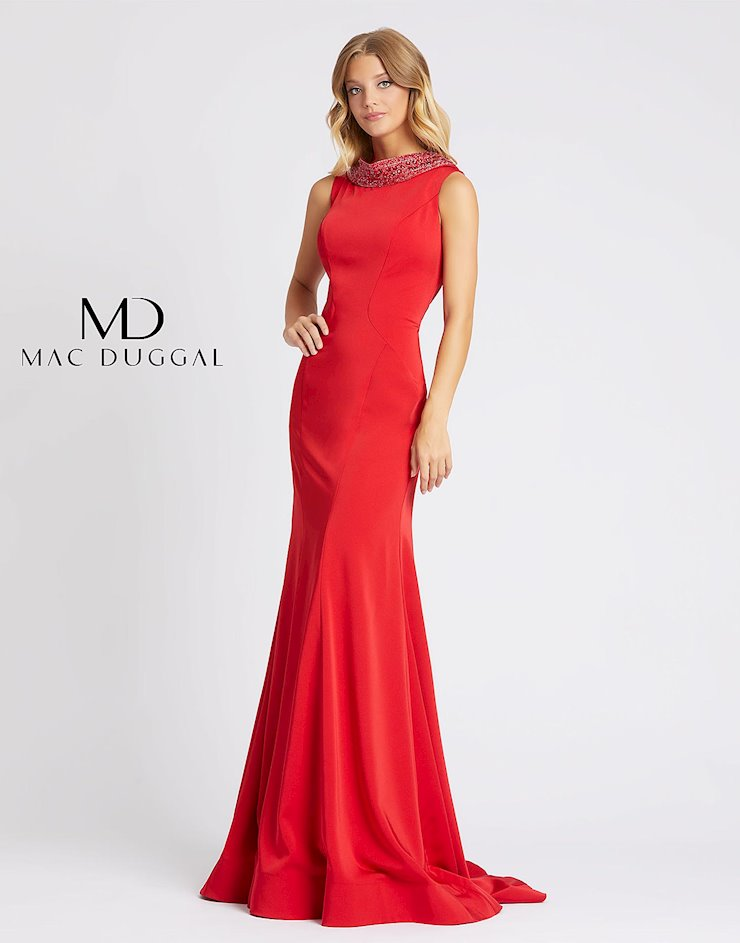 Cassandra Stone by Mac Duggal 12094A Image