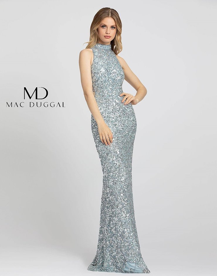 Cassandra Stone by Mac Duggal 4818A Image