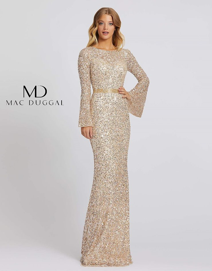 Cassandra Stone by Mac Duggal 5014A Image