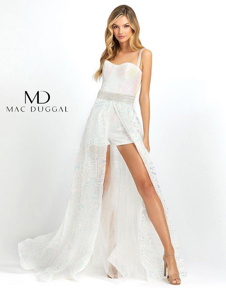 Mac Duggal Style #66858A Image