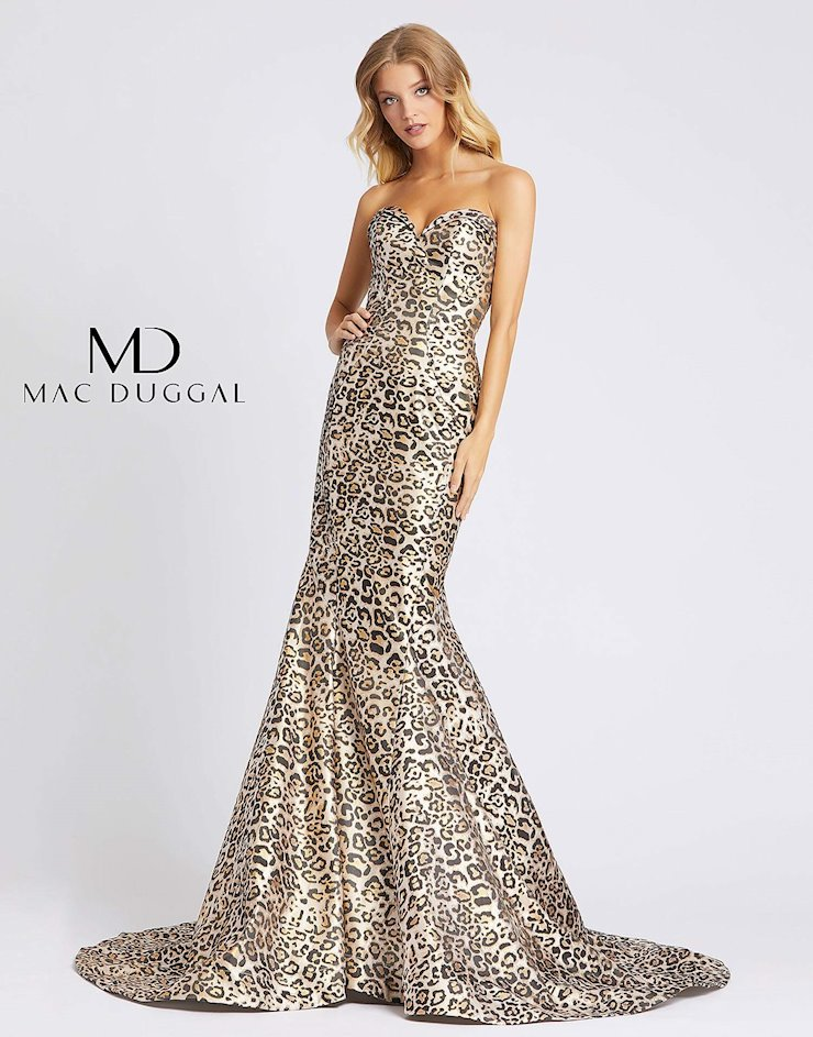 Mac Duggal Style #67366A Image