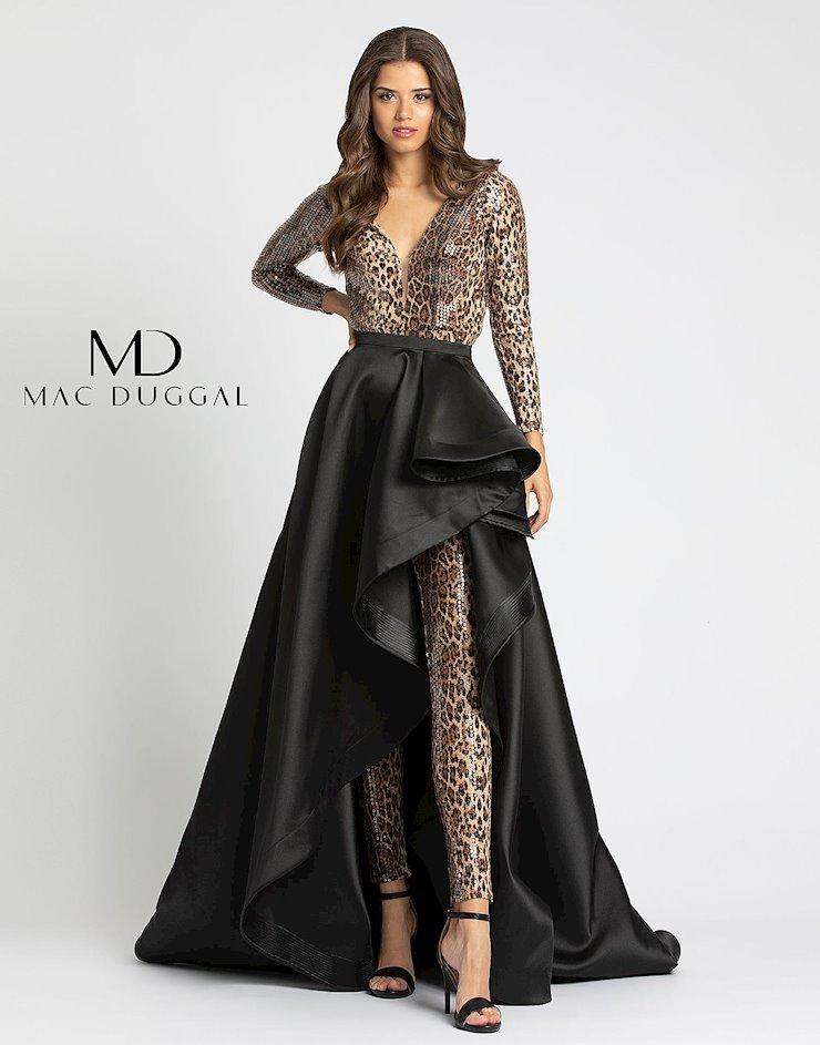 Mac Duggal Style #67369A Image