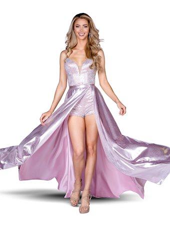 Vienna Prom Style #8614