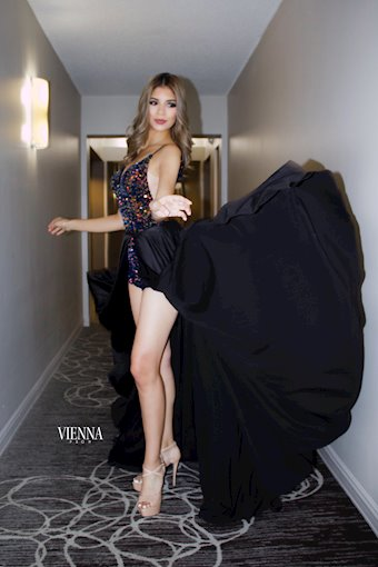 Vienna Prom Style #8616