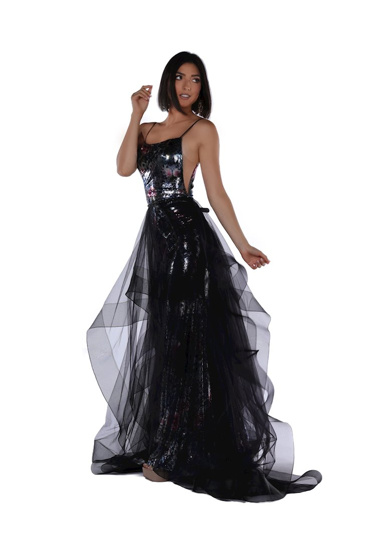 Vienna Prom Style #8833