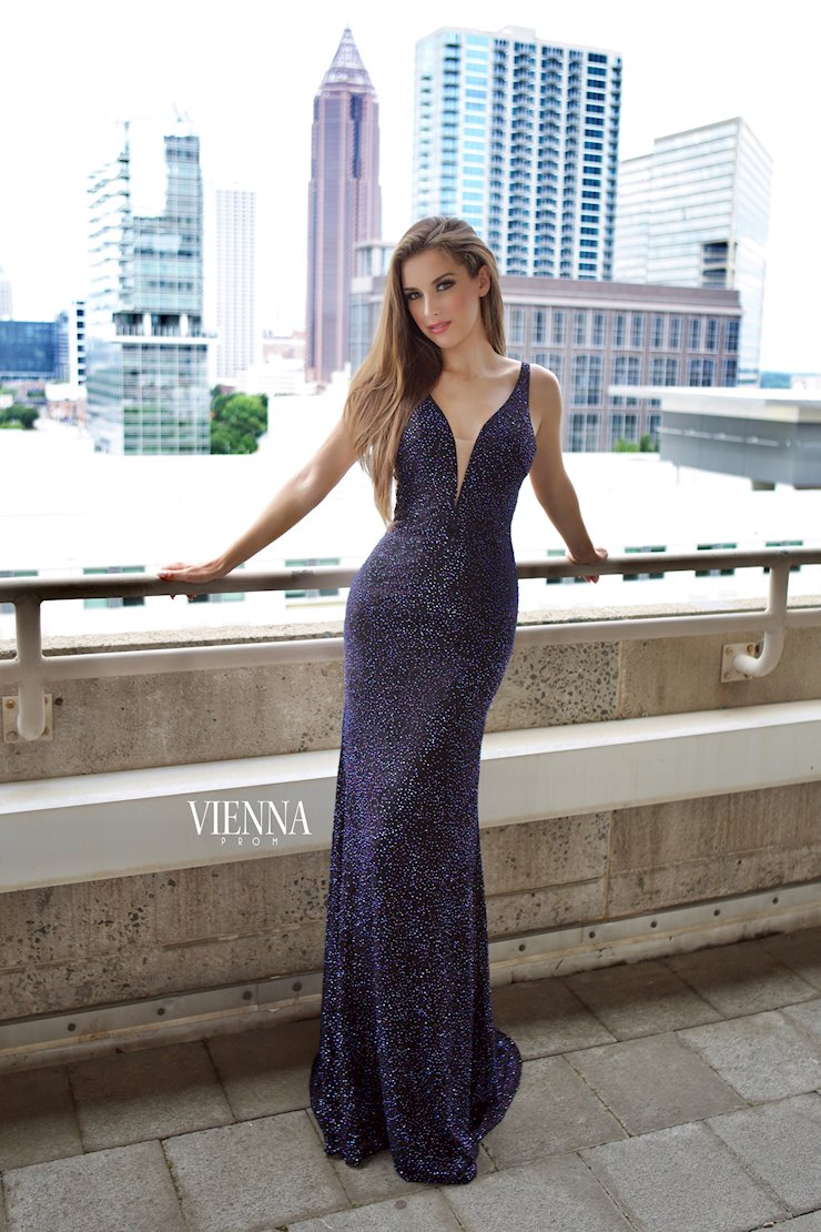 Vienna Prom Style #8918