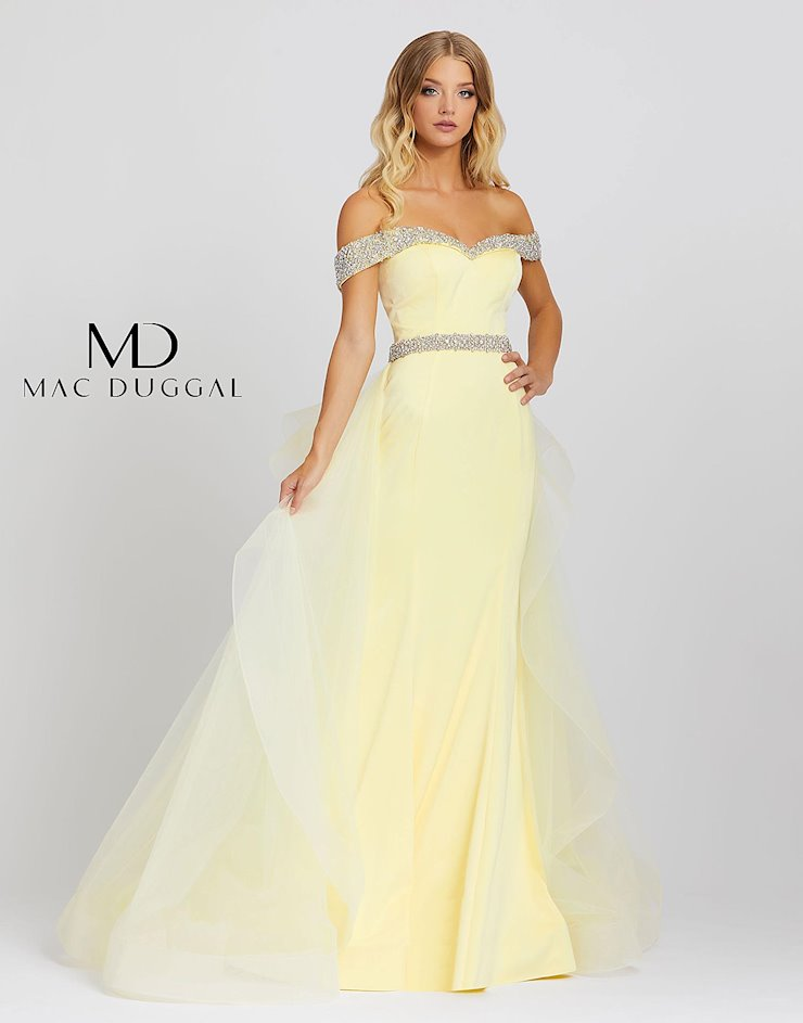Mac Duggal Style 48913M Image