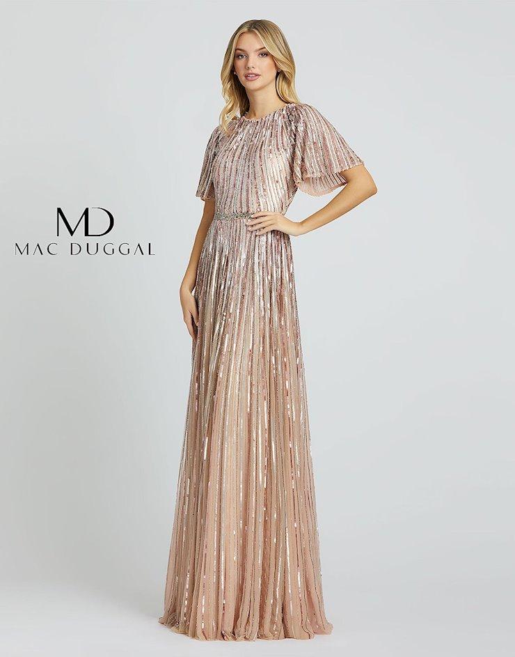 Mac Duggal Style #4913M  Image