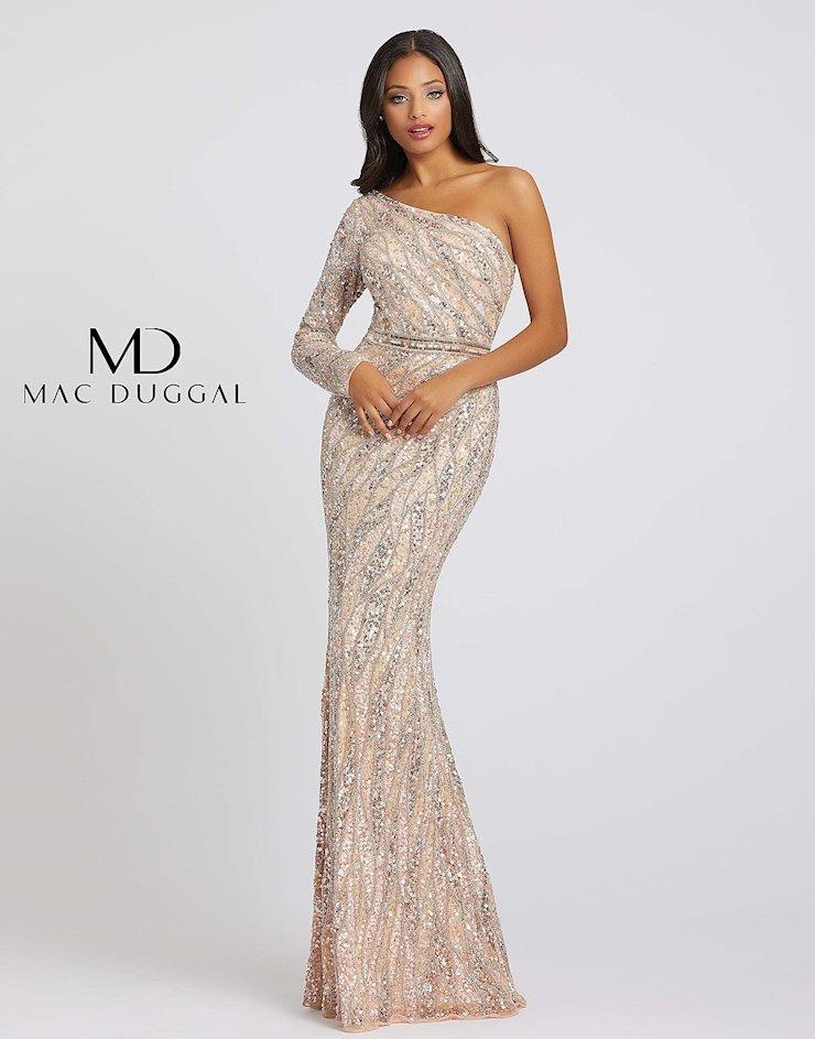 Mac Duggal Style #4982M  Image