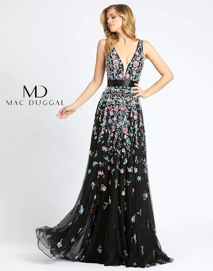 Mac Duggal Style #4983M  Image