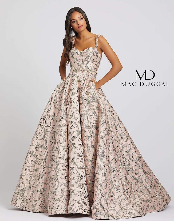 Mac Duggal Style #67114M Image