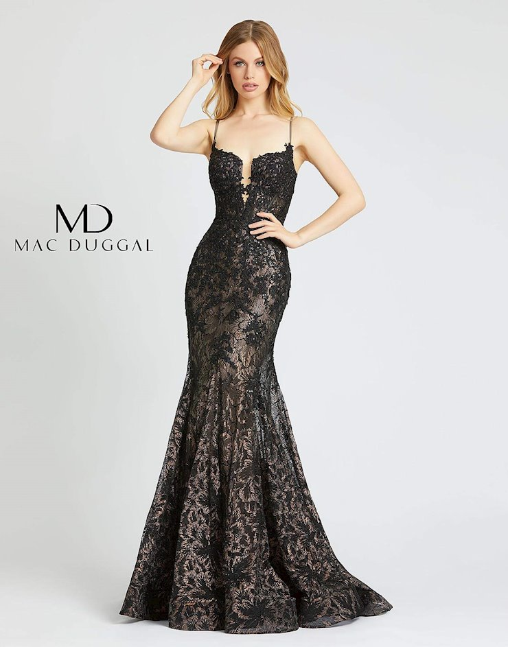 Mac Duggal Style #79252M Image